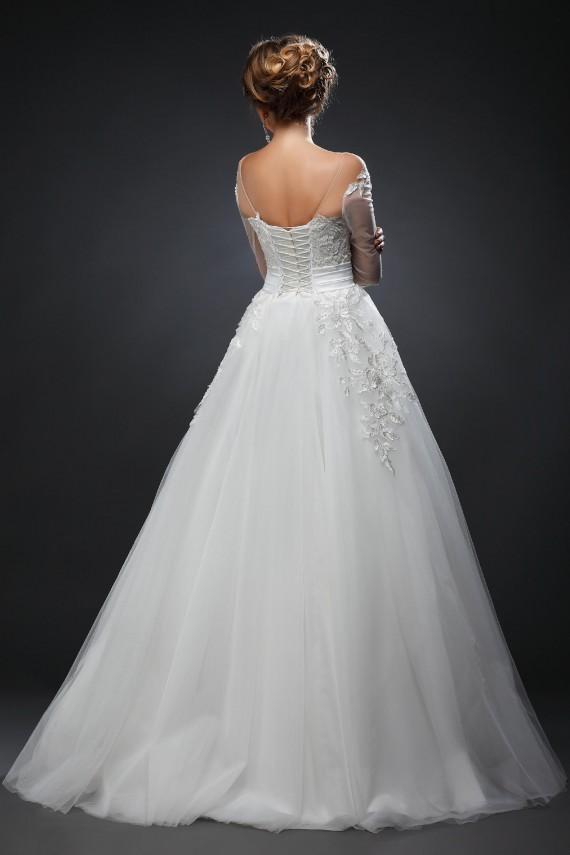 Фото свадебного платья Адажио