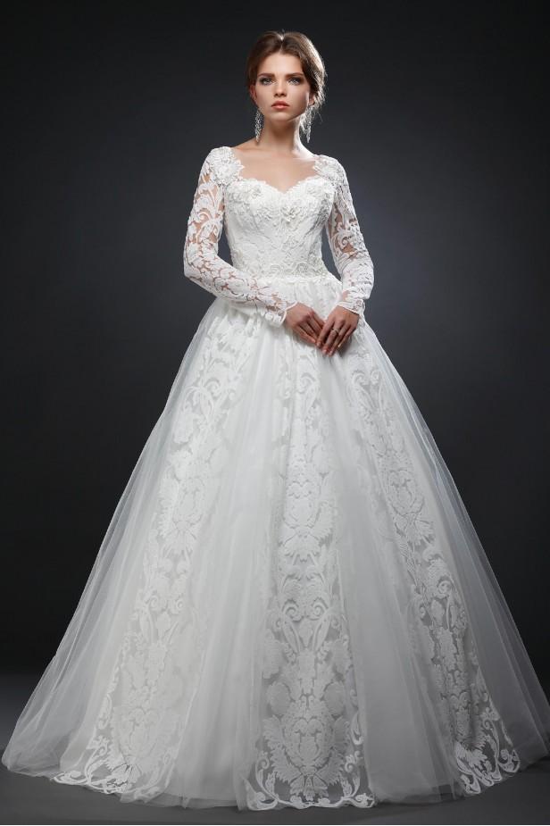 Фото свадебного платья Ария