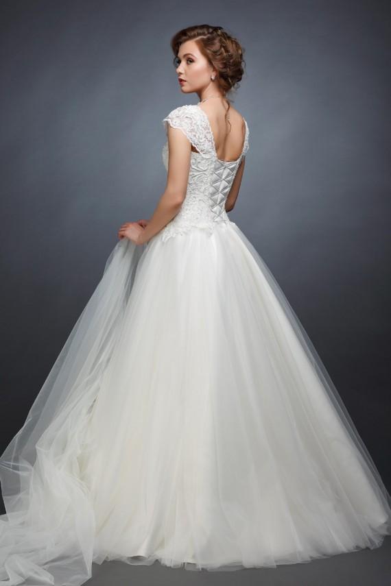 Фото свадебного платья Беатрис