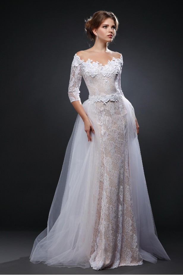 Фото свадебного платья Венера