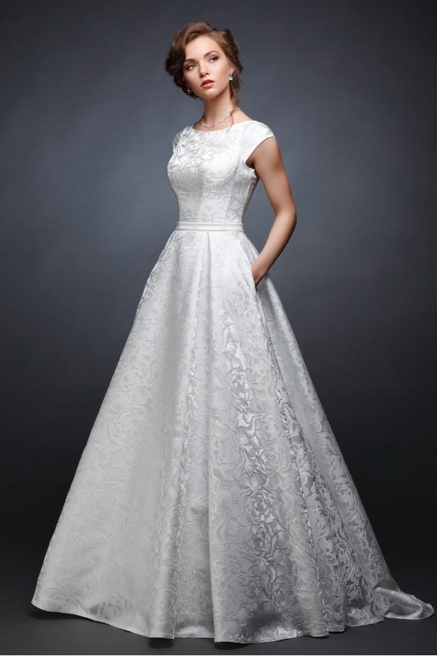 Фото свадебного платья Жанна