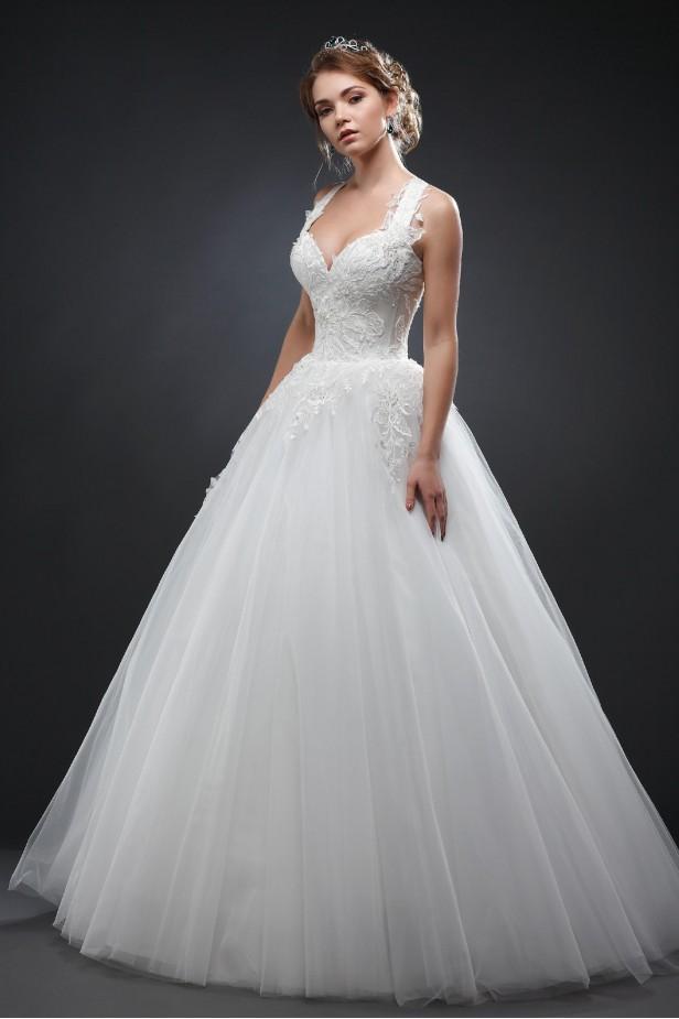 Фото свадебного платья Жизель