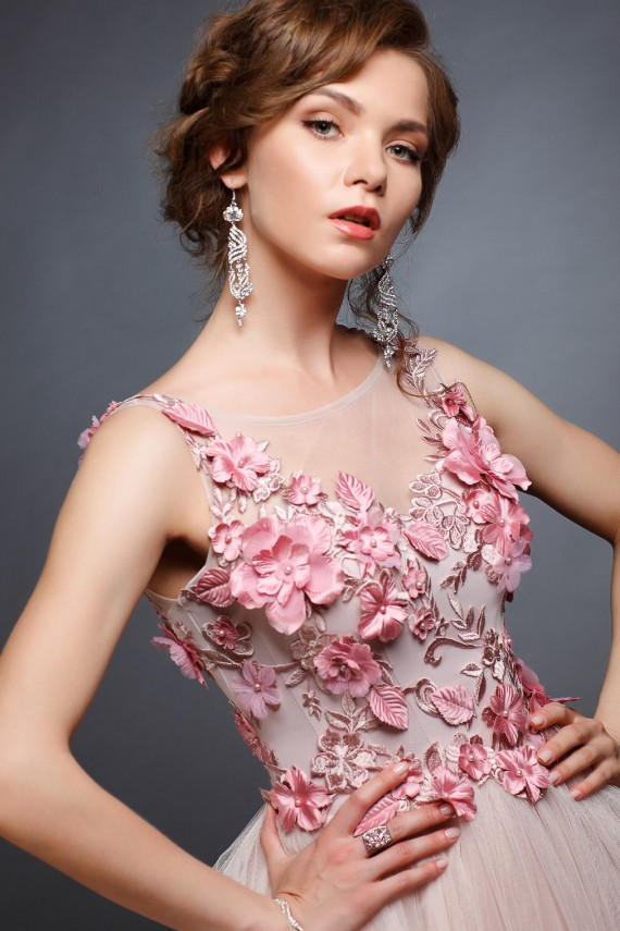 Фото свадебного платья Камилла