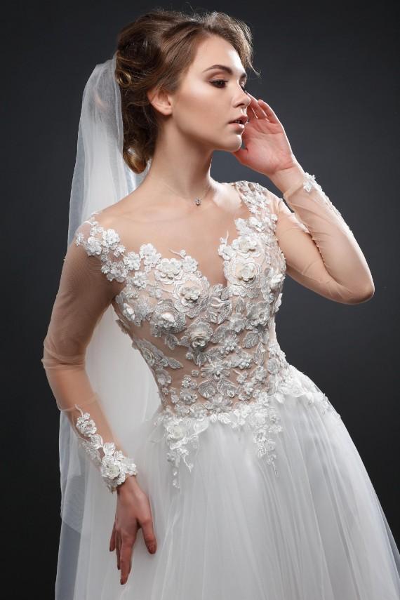 Фото свадебного платья Луиза