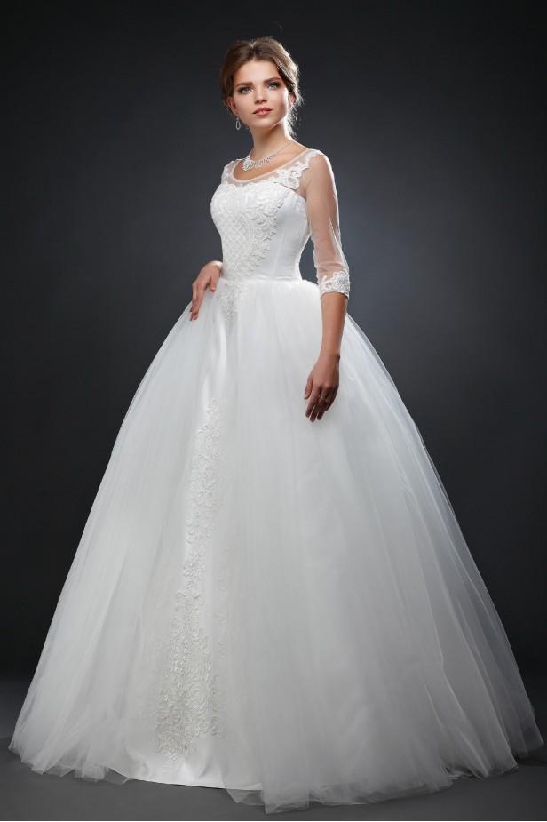 Фото свадебного платья Маргарет