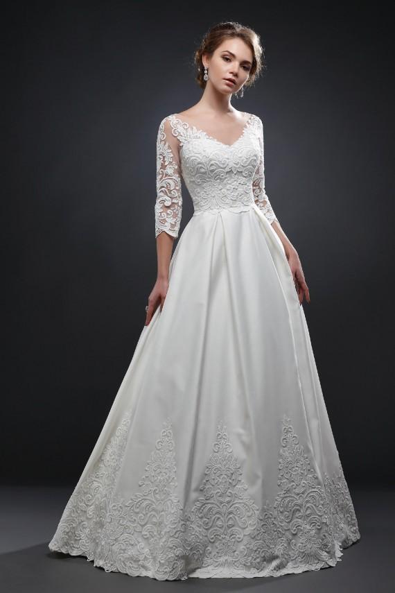Фото свадебного платья Поэзия