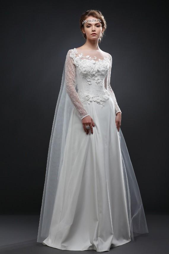 Фото свадебного платья Эльза