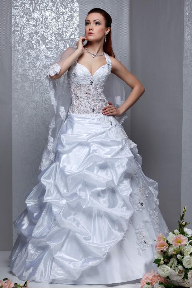 Фото свадебного платья Королевский бал
