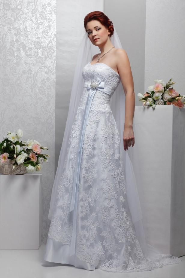Фото свадебного платья Лилия корд