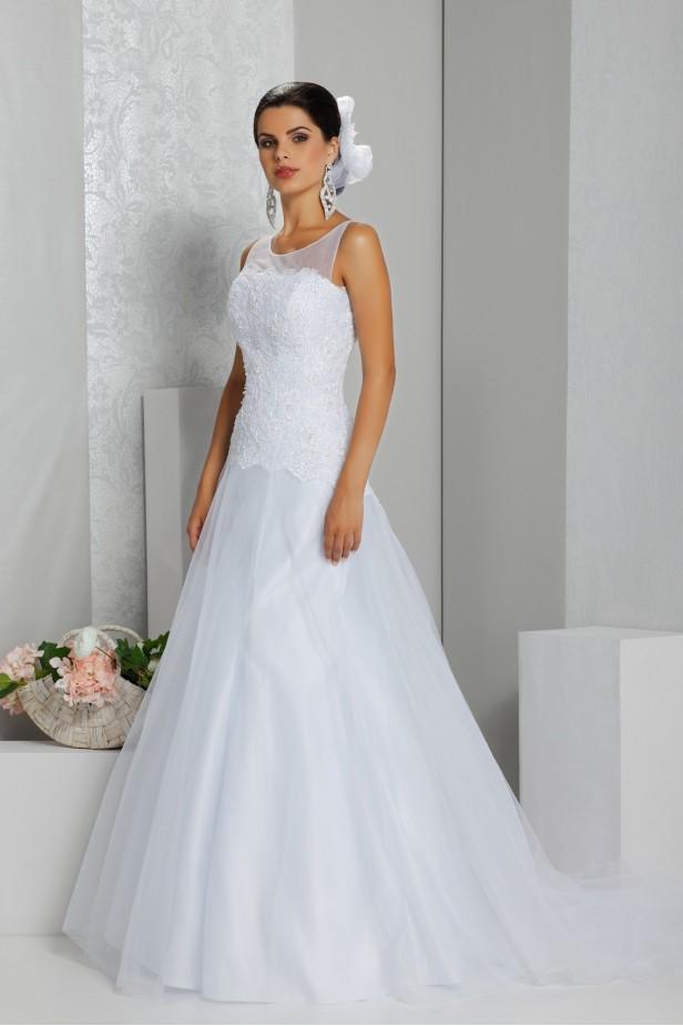 Фото свадебного платья Муза