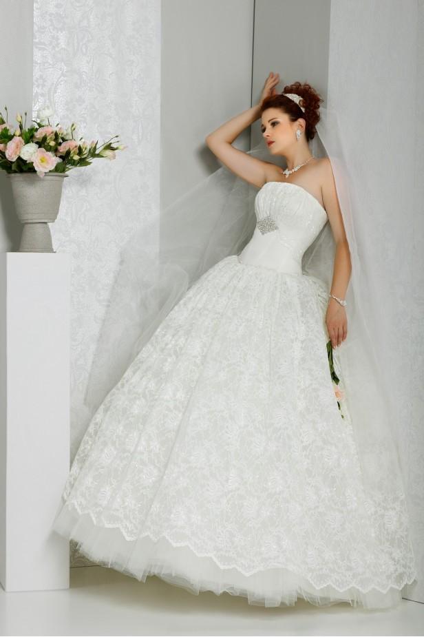 Фото свадебного платья Версаль