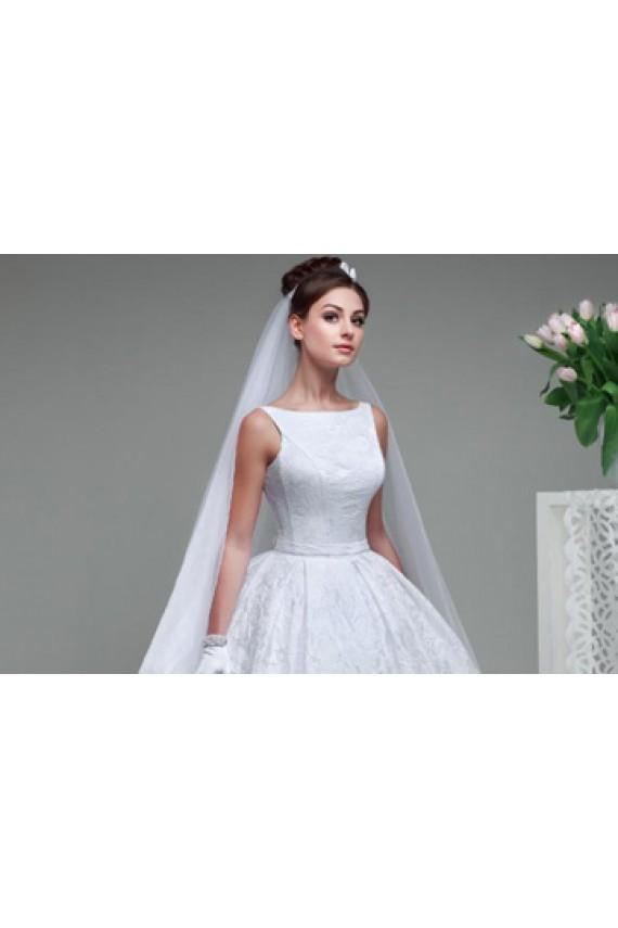 Модные свадебные платья в 2018 году для зимы и лета